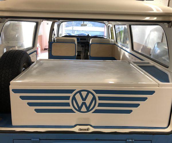 VW Campervan Rear Storage Box