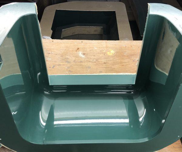 Buddy Seat Mould