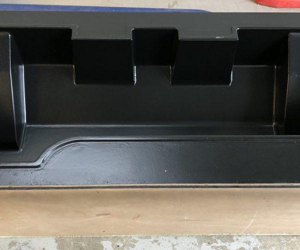 L-Shaped Seat Rear Liner plug