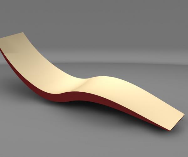 S-Lounger Concept Design