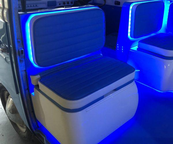 VW T2 Buddy seat