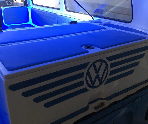 VW T2 Storage Box