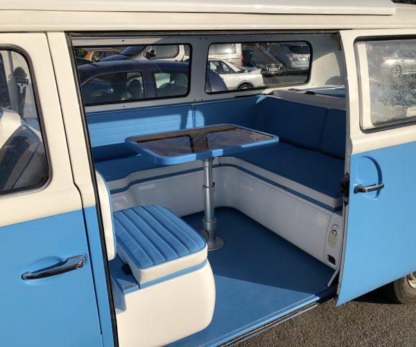 Volkswagen T2 Bay Window Interior