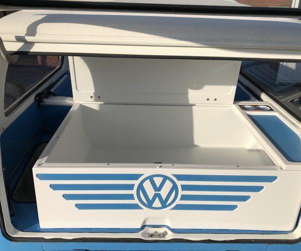 Volkswagen T2 Bay Window Rear Storage box