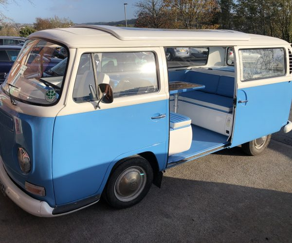 Volkswagen T2 Bay Window