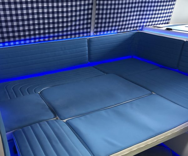 Volkswagen T2 Early Bay Interior