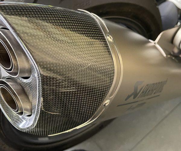 Exhaust Tip repair