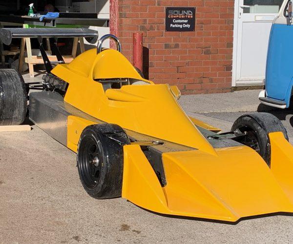 Anson SA2 Formula 3 Race Car