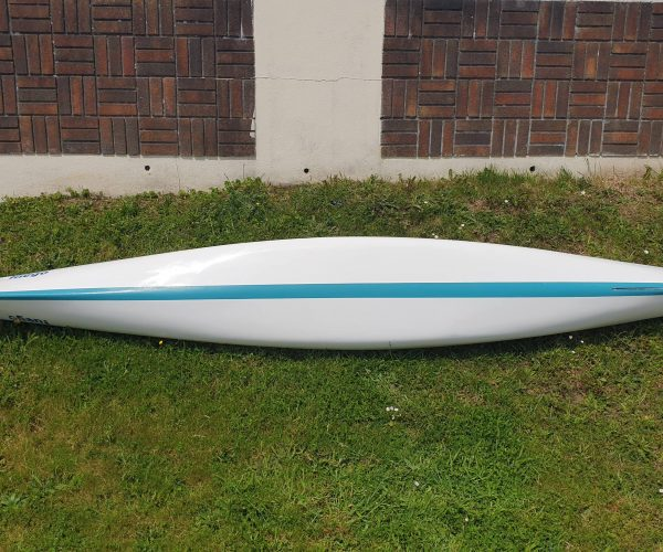Kayak Hull Resurface