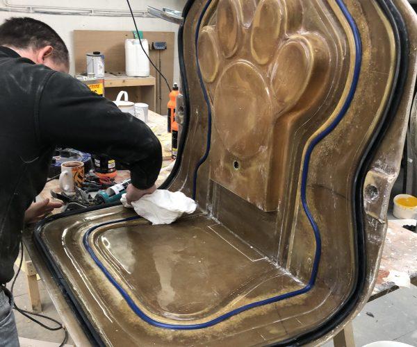 LRTM Mould Making