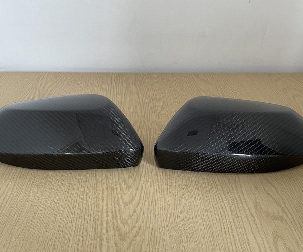 Toyota Yaris GR Carbon Fibre Wing mirrors