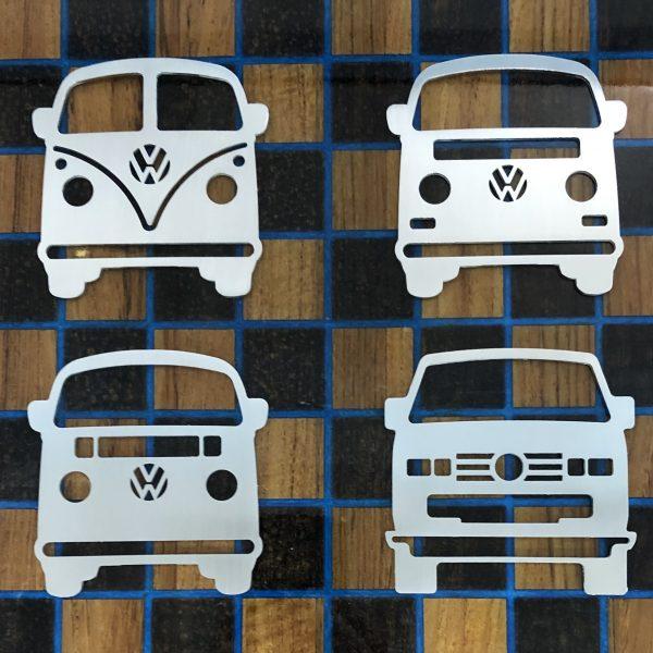 VW Camper Coasters